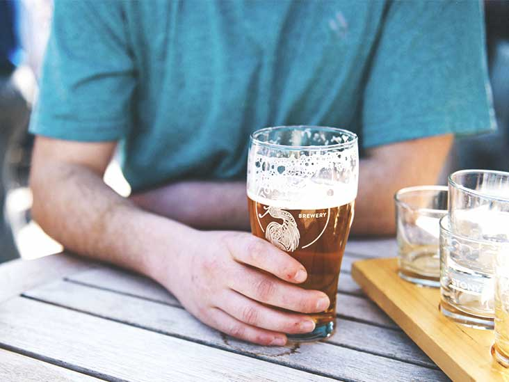 prostatitis and drinking alcohol