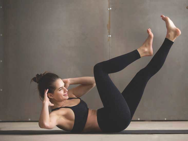 Abs to six pack womens get how fitness How to